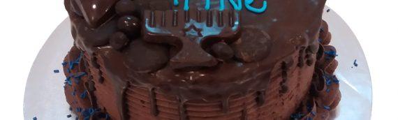 Chanukah Cake